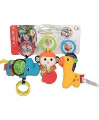 Infantino Tag Along Travel Pals