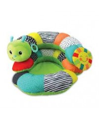 Infantino Prop A Pillar Tummy Time&Seated Support
