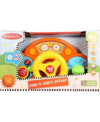 Infunbebe Play N Learn Driver