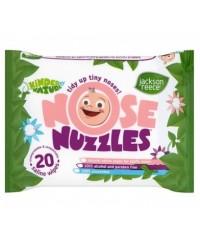 Jackson Reece Nose Nuzzle Saline Wipes