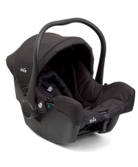JOIE Juva Black Ink Infant Carrier/ Car Seat (Birth-13kg) - Dark Pewter