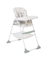 JOIE MIMZY SNACKER HIGHCHAIR (6 MONTHS TO 15KG) Wild Island +Free Gift