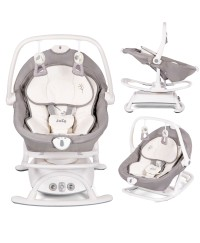 Joie Sansa 2 in 1 Fern Baby Bouncer & Rocker