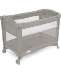 JOIE Kubbie Travel Cot - Clay