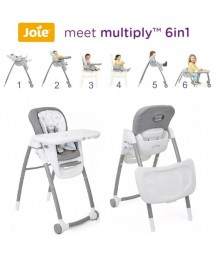JOIE Multiply 6 in 1 Highchair (6 MONTHS TO 15KG) Starry Night