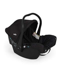 JOIE Juva Black Ink Infant Carrier/ Car Seat (Birth-13kg) - Black Ink