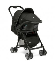 JOIE Juva Step Travel System - Black Ink