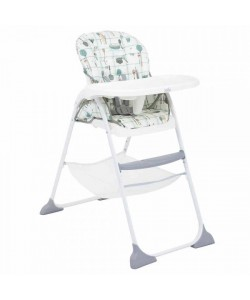 JOIE MIMZY SNACKER HIGHCHAIR (6 MONTHS TO 15KG) Recipe+Free Gift