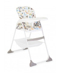 JOIE MIMZY SNACKER HIGHCHAIR (6 MONTHS TO 15KG) Alphabet+Free Gift
