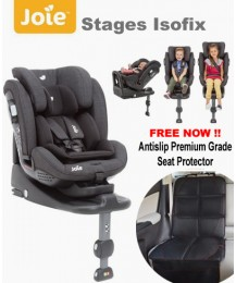 JOIE Stages™ ISOFIX - Pavement ( 0 - 7yrs )