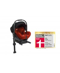 JOIE i-Level™ signature Car (0-13kg) Seat/infant Carrier (With Base) - Lychee