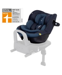 JOIE I-Venture Isofix Car Seat Deep Sea  + I-Base Advance Promo ( New )