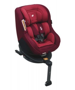 JOIE Spin 360 Isofix Carseat Merlot (Red)
