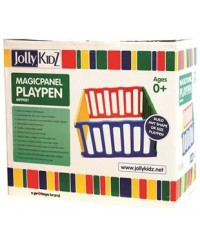 Jolly KidZ MagicPanel Playpen