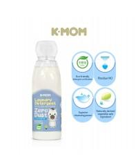 K-Mom Laundry Detergent Zero Dust Scentless (1000ml)