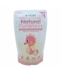 K-Mom Natural Pureness Refill Feeding Bottle Cleanser Bubble Type (500ml)