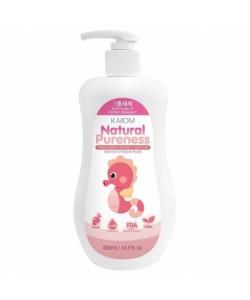 K-Mom Natural Pureness Refill Feeding Bottle Cleanser Liquid Type (500ml)