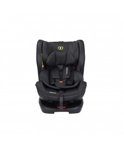 Koopers Pago Convertiber Car Seat - BLACK (Free seat protector)