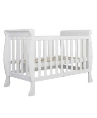 Koopers Sleigh 4-in-1 Baby Cot (Set)