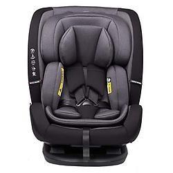 Koopers Vinofix  Convertible Car Seat (0-12Years) - BLACK (Free seat protector)