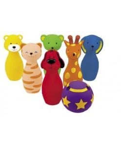 K's Kids Colorful Bowling Friends