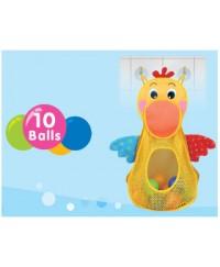 K's Kids Hungry Pelican Loves Balls