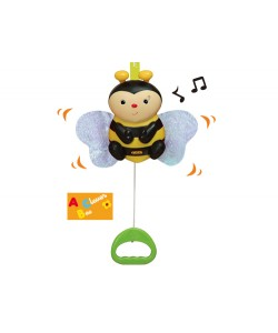 K's Kids Clever Bee Pull & Move with Packaging