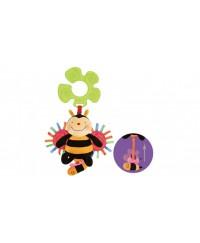 K's Kids Waggling Bee Funky Stroller
