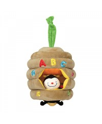 K's Kids Musical Pull Bee Hive
