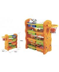 KukuWorld Babybear Storage