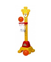 KukuWorld Giraffe Basketball & Height Measuring