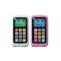 Leap Frog Chat & Count Emoji Phone™ ( Scout/Violet)