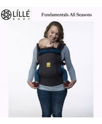 LÍLLÉbaby Fundamental 4 in 1 Baby and Child Carrier  -  Steel
