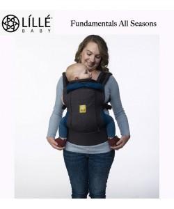 LÍLLÉbaby Fundamental 4 in 1 Baby and Child Carrier  -  Steel