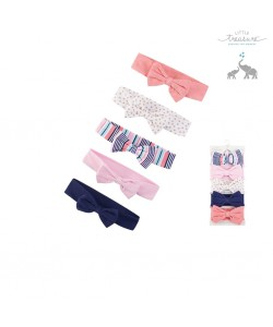 Little Treasure Headband Set (5pcs)