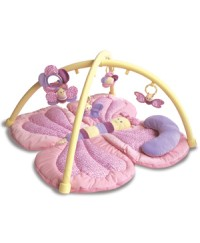 Little Bird Told Me Billowy Butterfly Activity Playgym