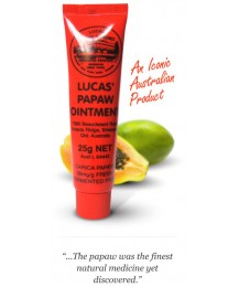 Lucas Papaw Ointment ~Natural Skin Recover 25g