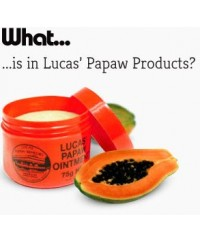 Lucas Papaw Ointment ~Natural Skin Recover 75g