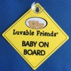 Luvable Friends Baby On Board