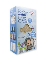 MommyJ Baby Organic Duo-Grain - Step 2