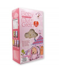 MommyJ Baby Organic Multi-Grain - Step 4