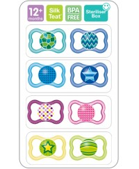 MAM Air Pacifier (16+ months) - Twin Pack