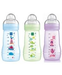MAM Baby Feeding Bottle 270ml ( Twin Pack)