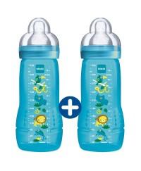 MAM Baby Feeding Bottle 330ml ( Twin Pack)