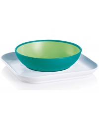 MAM Bowl With Plate Set