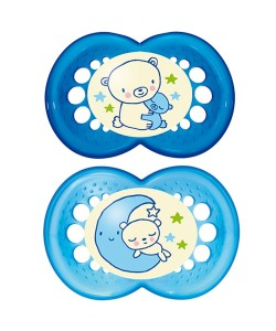 MAM Twin Pack Original 16+ Months Pacifier
