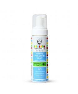 Made4Baby Foaming Hair & Body Wash-Fragrance Free (200ml)