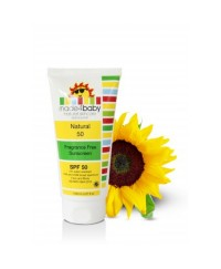 Made4Baby Natural Sunscreen SPF 50 (Fragrance Free) 150ml