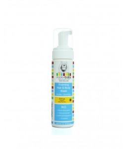 Made4Baby Foaming Hair & Body Wash-Citrus (200ml)