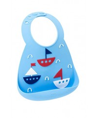 Make My Day Baby Bibs -  Yatch